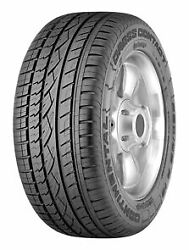 Continental Crosscontact Uhp 235/55r19xl 105w Bsw 4 Tires