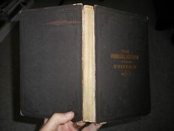 The Orbital System Of The Universe By Anthony Welsch Clinton Iowa Uncommon 1875