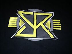 Seth Rollins T Shirt 3XL Don#x27;t Sell Out Buy In WWE NXT The Shield Tyler Black
