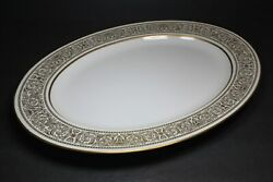 Royal Doultonfrench Provincial 13 1/4 Platter Superb Condition Free Shipping