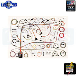 87-89 Mustang Classic Update Series Complete Body And Interior Wiring Harness Kit