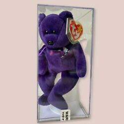 Nwt Certified 1st Charity Beanie Baby Princess Diana 1997 Rare Retired ...9