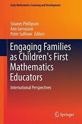 Engaging Families As Childrenand039s First Mathemati Phillipson Gervasoni Sull-