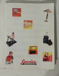 Service Merchandise 97/98 Fine Jewelry And Home Catalog Vol. 28