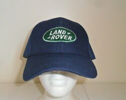 LAND ROVER  DARK BLUE HAT FREE SHIPPING GREAT GIFT