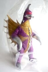 Japan Rare Gigabrain Gigan 1973 Purple And Gold Painted Limited Edition Pvc Figure