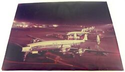 Air France - Lockheed Super Constellation - Proof Analogue Colours 1950's