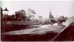 Printing Citrate Panoramic 6 5/16x11 13/16in - And039arbresle - The Photograph - 1895