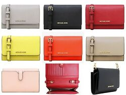 Michael Kors Jet Set Travel Medium Multifunction Phone Crossbody Bag $79.00