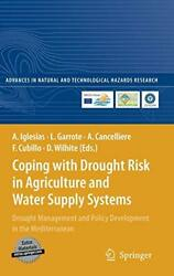 Coping With Drought Risk In Agriculture And Wat, Iglesias, Garrote, Cancelli-,