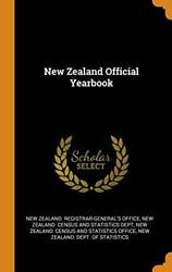 New Zealand Official Yearbook, Office, Dept 9780342393633 Fast Free Shipping-,
