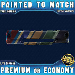 New Painted To Match - Front Bumper For 2005 2006 2007 Jeep Grand Cherokee Suv