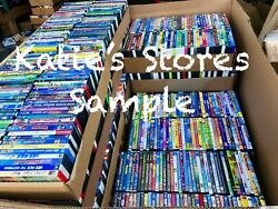 1000 Kids Dvd Lot Wholesale Assorted Childrenand039s Movies And Tv Show Disney Included