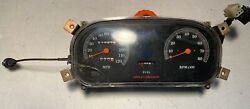 94-95 H-d Flh Ultra Classic Speedo And Tach Guage Assembly 67003-94
