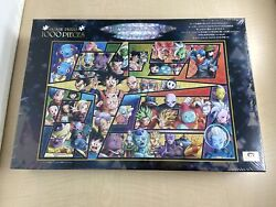 Jigsaw Puzzle Dragon Ball Super Ultra Universe Great Adventure 1000 Pieces 100
