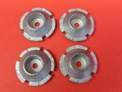 4 Rear Wheel Weights  1/16 Scale  Toy Tractor Parts