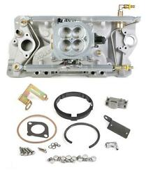 Holley Small Block Chevy Multi-port Power Pack Kit For Early/late Heads 550-700