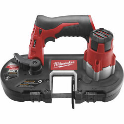 Milwaukee M12 Fuel Sub-compact Band Saw- Tool Only Model 2429-20