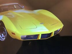 1973 Corvette New Old Stock Grille Set Left /right /center. Andnbspgrilles Never Mount