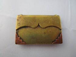 Book Shaped Trench Art Lighter