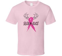 Save A Rack Breast Cancer Awareness T Shirt $24.99