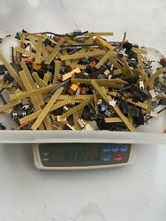 2660 Grams Of Mixed Boards Pins Chips Etc. Gold E-scrap Refine Recovery