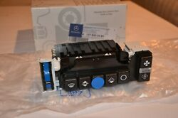 Genuine Mercedes Ac Climate Control Unit Push Button Assembly 1078302685 Oem New