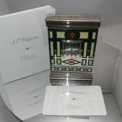 S.t. Dupont Limited Edition Medici 2005 Collection - Table Clock