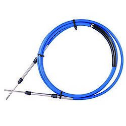 New Steering Cables For Kawasaki Sx 550cc 1990 1991 1992 1993 1994 1995
