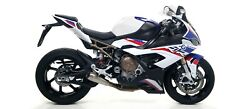 Arrow Bmw S1000rr 19and039 Full C.kit High V. With Inox Coll And Pro Race Ex 71206cp