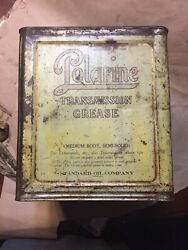 Rare Polarine Transmission Grease For Trucks Boats And Farm Tractors 25 Pounds