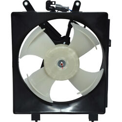 Radiator Fan Motor Assembly -universal Air Conditioning Fa70124c- Blower And Fan M