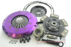 Xtreme Clutch And Flywheel Stage 2 Race Sprung Ceramic Fits Audi S3 Quattro 2013+