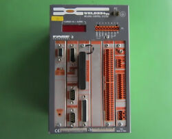 1pc Used Weld334m Plc Welding Controller Tested