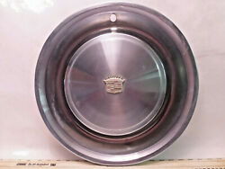 One Vintage 1950and039s To 1960and039s Cadillac Hubcap El Dorado Fleetwood - E4