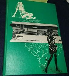 1975 Myers Park High School Mustang Yearbook Charlotte, North Carolina + Extra