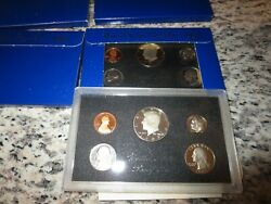 5 1983 Us United States Coin Proof Set 5 Coin Sets Kennedy Half Birth