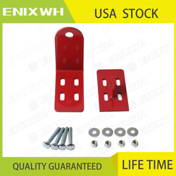 Heavy Duty Zero Turn Lawn Mower Trailer Hitch For Ferris And Simplicity Red