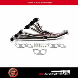 Stainless Exhaust/manifold Header For 2004 2005 Is300 Altezza Xe10 Jce10 3.0l