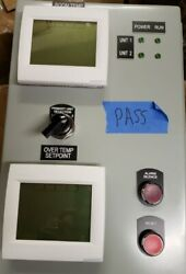 Honeywell Custom Dual Hvac Controller System W/visionpro And Ld6a-1dzqw-r