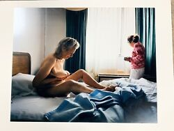 """Tierney Gearon Original C Print Photograph """"the Mother Project"""""""