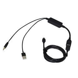 Usb 3.5mm Aux Cable Adapter For Bmw 3 5 Series For Ipod Iphone 8 Xs 11 12 13 Pro