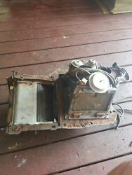 1969 Cadillac Deville Fleetwood Heater Box With Core