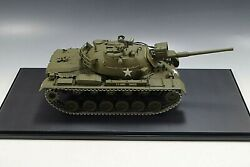 Tank M48a5 U.s. Army Built 1/35 Scale Plastic Model Kit With Clear Display Case