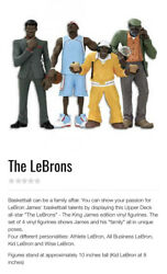 2003 Upper Deck Exclusive The Lebrons Limited Edition 1000 Rare