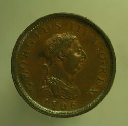 Great Britain 1806 1 Penny A322