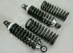 180 Pound Rear Coil Over Shocks + Free 200 Black Springs Street Rat Rod Overs