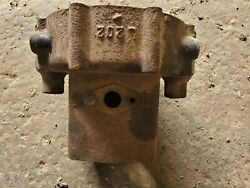 Gravely Model L Super Convertible Front Adapter Casting Nice Used