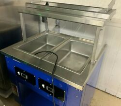 Secoselect Hot Food Serving Counter - Hc-31
