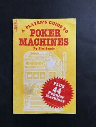 Poker Machines Vintage 1981 Aust History Of Machines With Photos By Jim Sandy